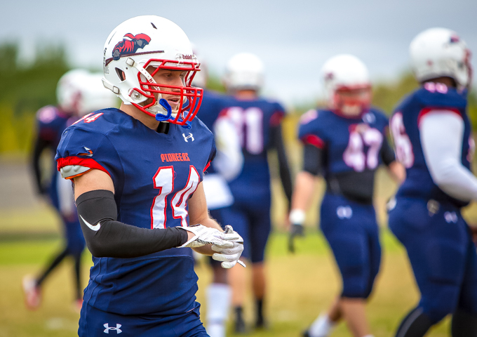 Will Bartels - NCTC Pioneers Football